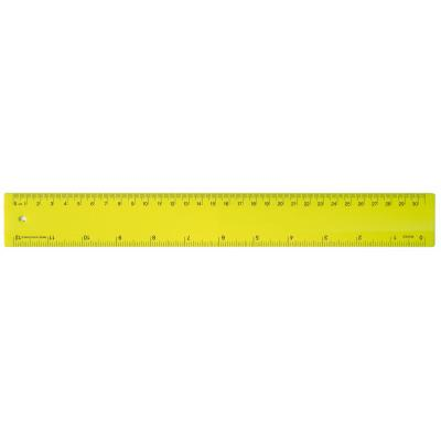 Picture of Rulers 30cm - Fluro Yellow