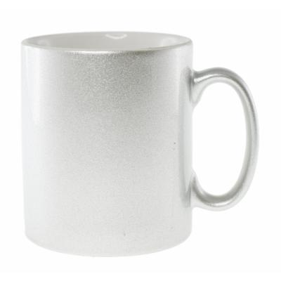 Picture of Sublimation Classic Can Coffee Mug - Silver/White