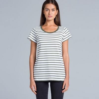 Picture of Loop Stripe Tee