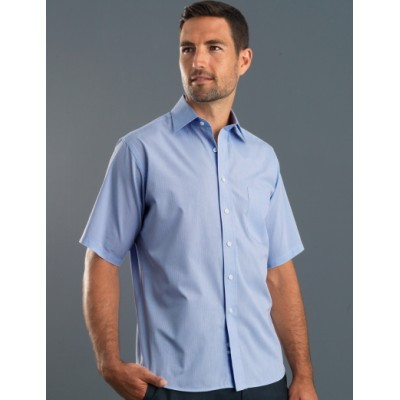 Picture of Soft Stripe Mens Business Shirt