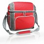 Below Zero Deluxe Cooler Red