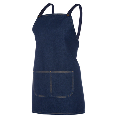 Picture of JBs Cross Back 65X71 Bib Denim Apron (Without Strap)