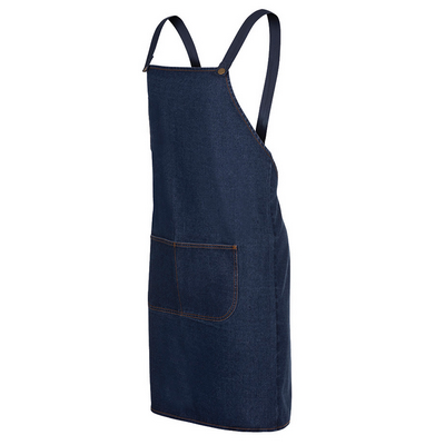 Picture of JBs Cross Back Denim Apron (Without Strap)