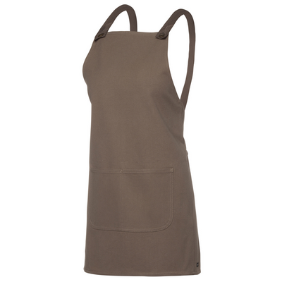 Picture of JBs Cross Back 65X71 Bib Canvas Apron (Without Strap)