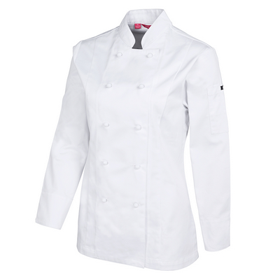 Picture of JBs Ladies L/S Vented Chefs
