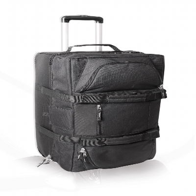 Picture of Explorer Wheeled Duffle Black