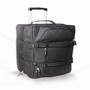Explorer Wheeled Duffle Black