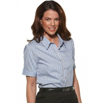 Picture of Kensington - Easy Fit Short Sleeve Business Shirt