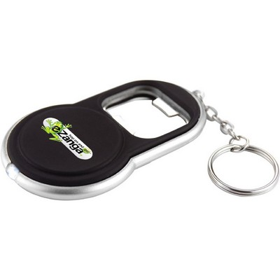 Picture of Circle Bottle Opener Keylight