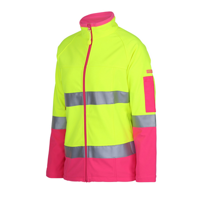 Picture of JBs Ladies Hv D+N Softshell Jkt 3M Tape