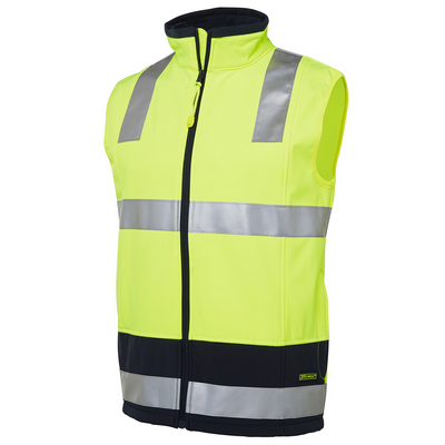 Picture of JBs Hi Vis (D+N) Layer Vest