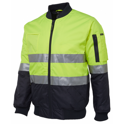 Picture of JBs Hi Vis (D+N) Flying Jacket