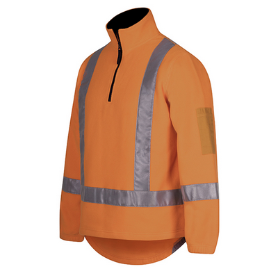 Picture of JBs Hi Vis (D+N) Ttmc-W 1/2 Zip Polar