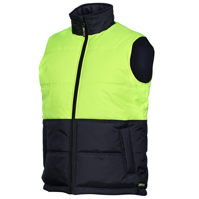Picture of JBs Hi Vis Puffer Vest