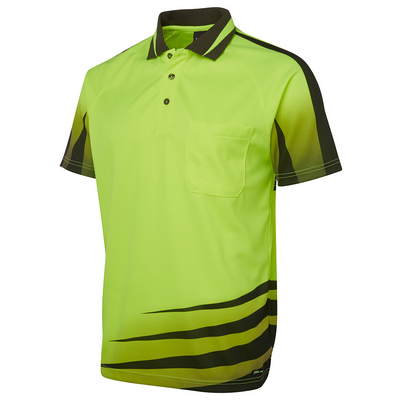 Picture of JBs Hi Vis Rippa Sub Polo