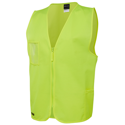 Picture of JBs Hi Vis Zip Safety Vest