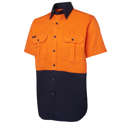 Picture of JBs Hi Vis S/S 190G Shirt