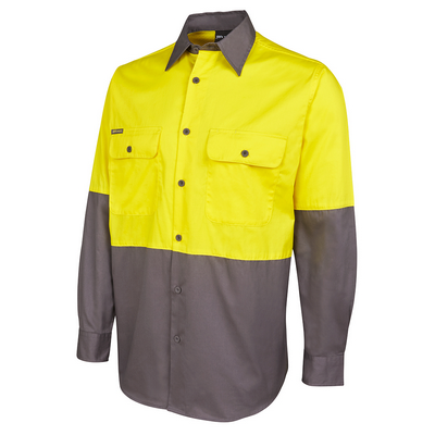 Picture of JBs Hi Vis L/S 150G Shirt