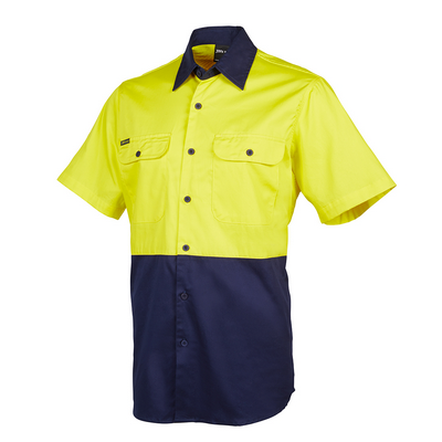 Picture of JBs Hi Vis S/S 150G Shirt