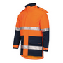 JBs Hi Vis (D+N) Soft Shell Industry Jacket