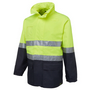 JBs Hi Vis (D+N) Long Line Jacket