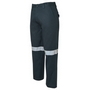 JBs Mercerised Work Trouser With 3M Tape