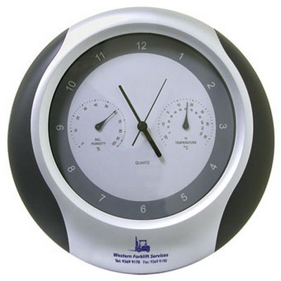 Picture of Weatherman Wall Clock