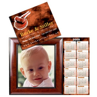 Picture of Calendar/Photo Frame Combo Magnet CAC8