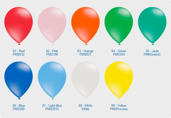 "Picture of 16"" (40cm) Standard Balloon"