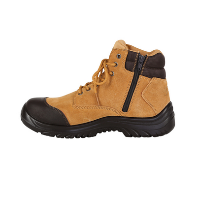 Picture of JBs Steeler Zip Safety Boot