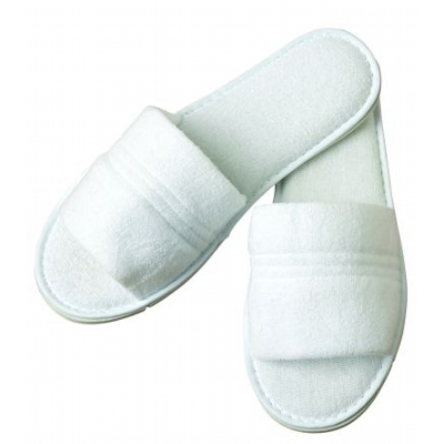 Picture of Spa Bathroom Slippers Ribbed