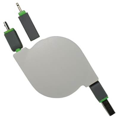 Picture of Bella 2n1 Retractable Charge Cable