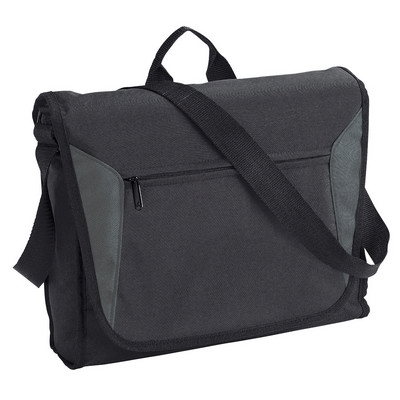 Picture of Platform Flap Satchel