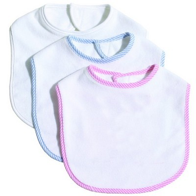 Picture of Knit Terry Baby Bibs