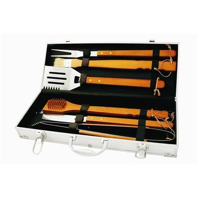 Picture of The Master Chef 6pc BBQ Set
