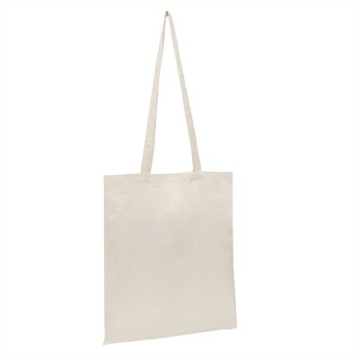 Picture of Calico Bag Natural - Long Handle