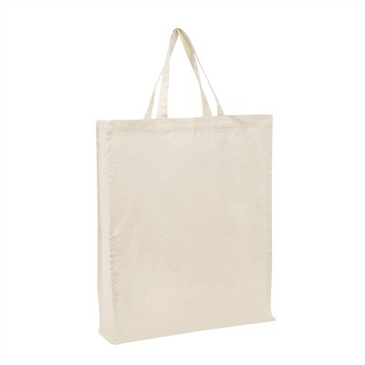 Picture of Calico Bag Natural - Short Handle (with 10cm gusset)