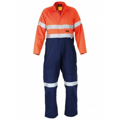 Picture of Westex Ultrasoft 3M Taped Hi Vis Fr Coverall