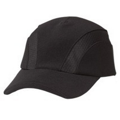 Picture of Black Cool Vent  Sides Baseball Cap