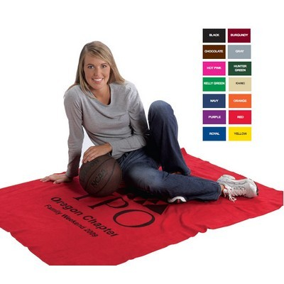 Picture of Polar Fleece Stadium Blanket