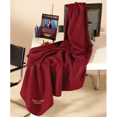 Picture of Promo Fleece Throw
