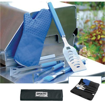 Picture of Silicone Bbq Set