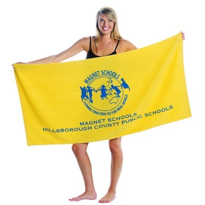 Picture of Promotional Loop Terry Beach Towel