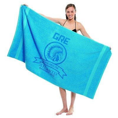 Picture of King Size Terry Beach Towel