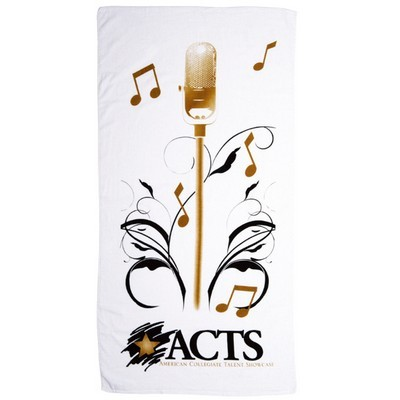 Picture of Jewel Collection Beach Towel