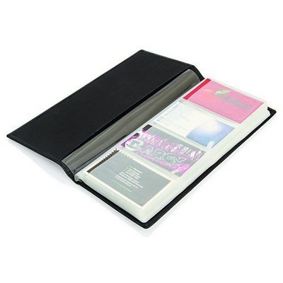 Picture of Genuine Leather Business Card Folder