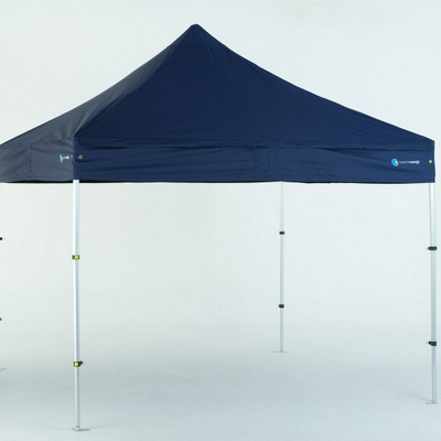 Picture of 3x3 MARQUEE - WITH FRAME AND CANOPY - Prolite Aluminium 40mm Frame Compact Version