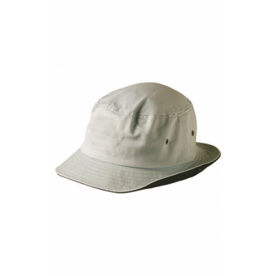 Picture of Enzyme Washed With Contrasting Underbrim Bucket Hat