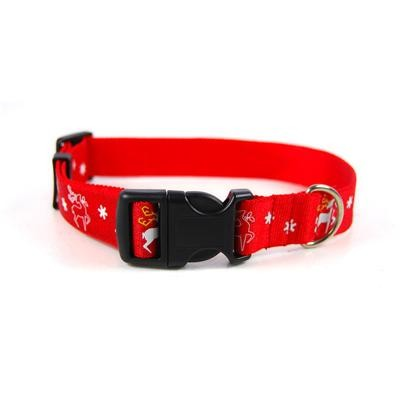 Picture of Standard Screen Printed Heavy Duty Polyester Collar 25mm(w) x 72mm(L)