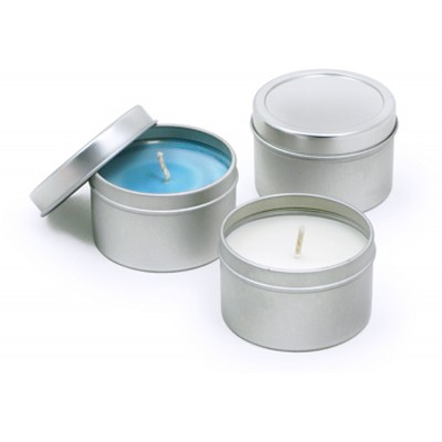 Picture of Scented Large Travel Candle Tin